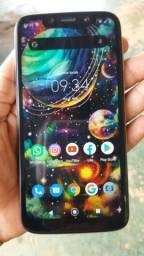 Moto G7 zero faço game celular funciona perfeitamente 32 GB 3 de Ram
