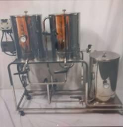 Título do anúncio: Cozinha Cervejaria Automatizada Tri Bloco - Inox 304