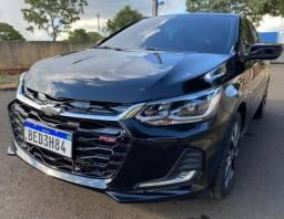 Chevrolet Onix Htch Prem. 1.0 12v TB Flex Aut - 2020