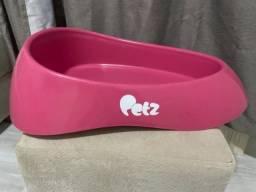 Caixa para banheiro de gatos