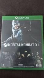 Mortal Kombat xl pra Xbox one s e fat