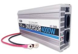 Título do anúncio: Inversor 4000w 24/220v Knup - Loja física.