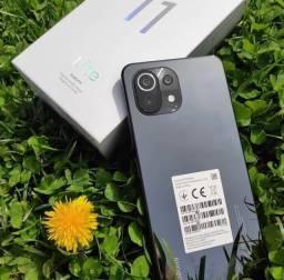 Título do anúncio: Xiaomi Mi 11 lite 6gb ram+ 128gb / Lacrado