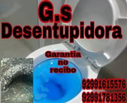 Título do anúncio: DESENTUPIMENTO DE CAIXA DE GORDURA