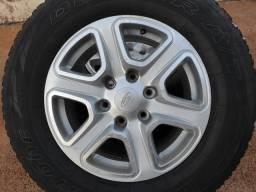 Rodas com pneus 17