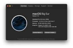 Título do anúncio: Macbook Pro 15 Polegadas i7 16gb Ram