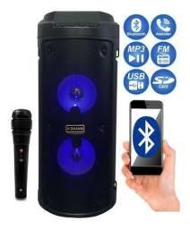 Título do anúncio: Caixa De Som Bluetooth Kimiso KMS6683 - Entrega Grátis