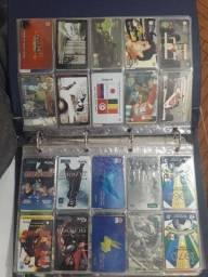 Título do anúncio: Coleção de cartões telefônicos,  mais de mil ...