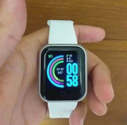 Smartwatch D20/Y68 Branco