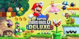 Super Mario Bros. U Deluxe Nintendo Switch