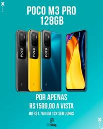 Título do anúncio: Celular Poco M3 Pro 128gb Lacrado (ac.cartão)
