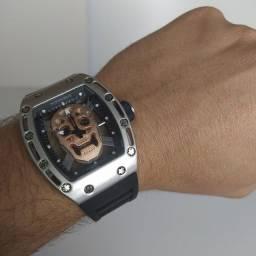 Título do anúncio: Relógio Richard Mille - R$ 175 - ENTREGA GRÁTIS