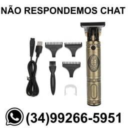 Título do anúncio: Hair Clipper Trimmer Máquina Cortar Babelo e Barba * Fazemos Entregas