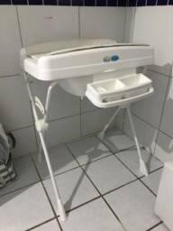 Banheira Com Trocador Burigotto BAIXOU PREÇO