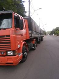 Scania 112hs frontal