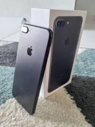Iphone 7 Plus 32GB novíssimo na caixa