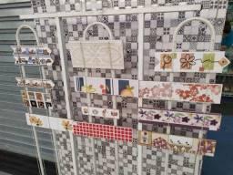 Pastilhas de cerâmica - diversos modelos