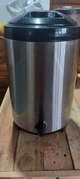 Garrafa de café inox, 9Lt
