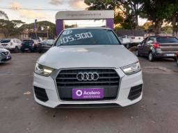 Audi Q3 Ambiente 2017 - Banco Bege - Impecável - Entrada Facilitada