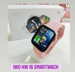 Título do anúncio: Relógio SMARTWATCH HW16 lzc
