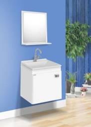 Título do anúncio: Última unidade!! Armário de banheiro suspenso,com espelheira.