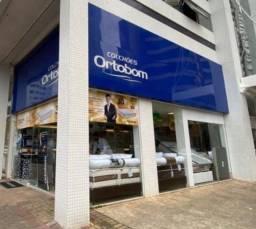 Vende-se loja de colchões da franquia Ortobom.