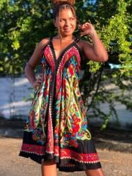 Vestido Indiano