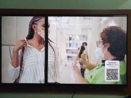 """Vendo smartv Samsung 65"""" 4k com defeito"""