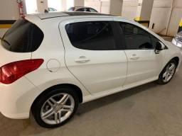 Título do anúncio: Peugeot 308 Automático Teto Panorâmico