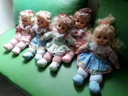 Bonecas R$30 Cada