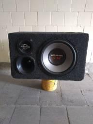 Título do anúncio: Caixa de som de carro de 12