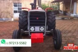 Trator Massey Ferguson 290 4x2 ano 88 24500