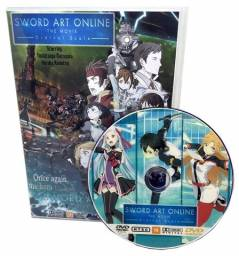 Box Dvd Filme Sword Art Online Ordinal Scale