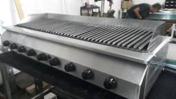 Charbroiler - promoção de estufas