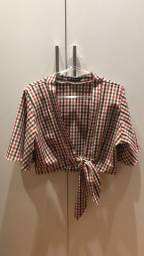 blusa xadrez da garimppo