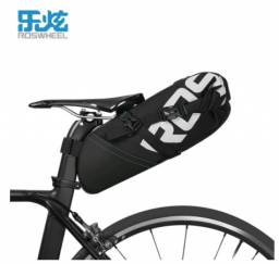 Alforge de selim - Bike Bicicleta Usado Bolsa Transporte Ciclo