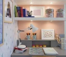 Luminária articulara para Home Office