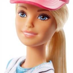 Boneca Barbie Jogadora De Tenis You Can Be Anything