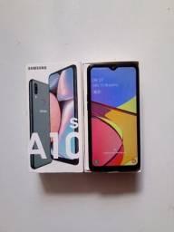 Samsung A10S 32GB Black zerado 580$