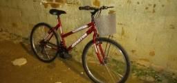 Título do anúncio: Bicicleta feminina aro 26