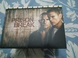 Título do anúncio: Prison Break - Coleção Completa (DVD Original - Semi-Novo)