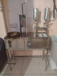 Máquina para churros