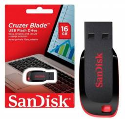 Pendrive Sandisk Cruzer Blade 16 GB