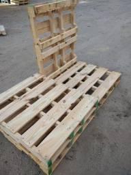 Palete de madeira 94x80 entrego