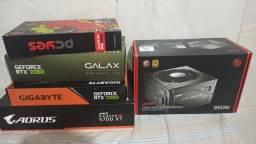 3 placas de vídeo