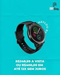 Título do anúncio: Relógio Smartwatch Haylou RT Lacrado a pronta entrega (ac.cartão)