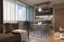 Apartamento à venda com 3 dormitórios em Cinqüentenário, Belo horizonte cod:277712