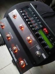 Pedaleira Tc electronic