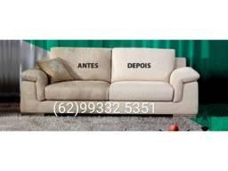 Título do anúncio: Higienização de sofás e colchões