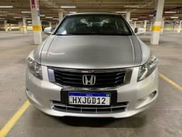 BLINDADO Honda Accord EX 3.5 V6 Gasolina com Teto Solar Automático